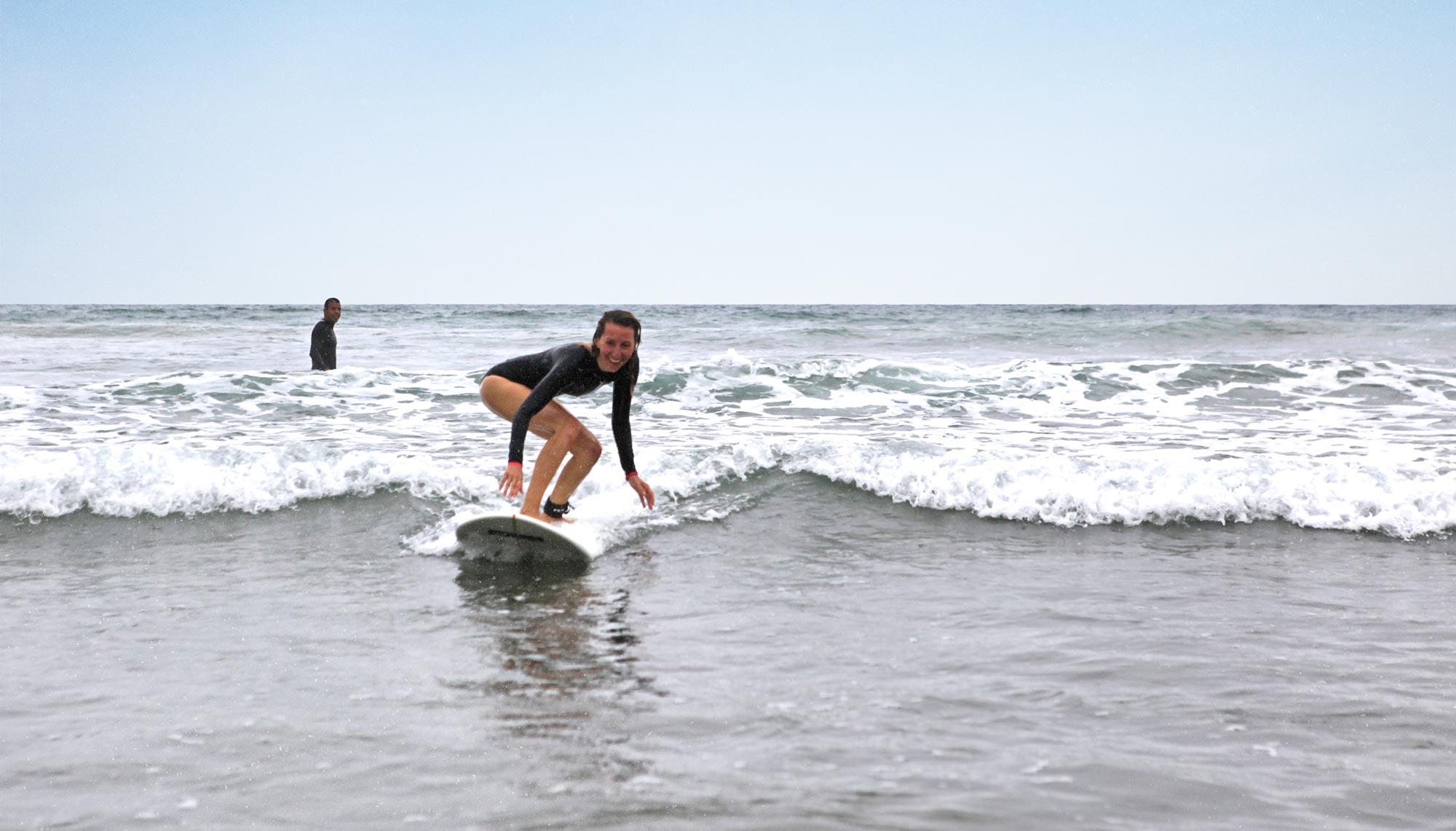 Surf Retreat - Vikara in Ecuador