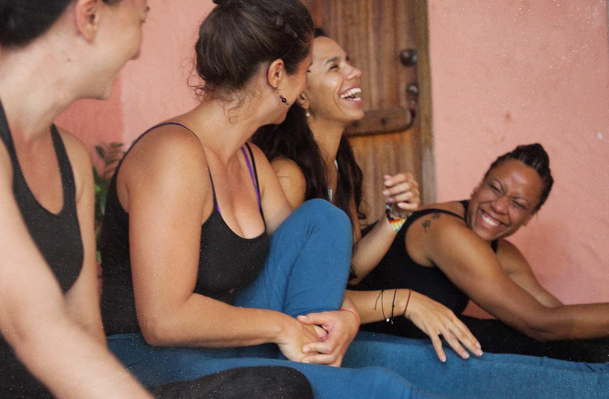 Yoga Retreat - Vikara in Olón, Ecuador